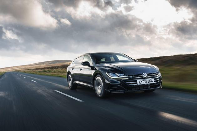 Is VW Arteon Shooting Brake a case of style over substance?