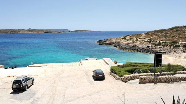 Ħondoq ir-Rummien Bay. Photo: Chris Sant Fournier
