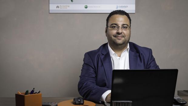Accounting Services Ltd CEO Adrian Sciberras