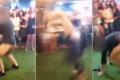 Watch: Dancing FBI agent shoots bar patron as he picks up dropped gun