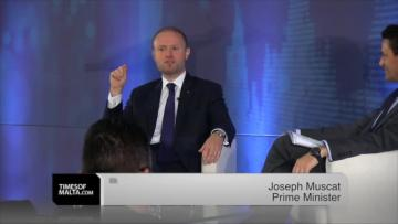 Watch: Malta metro 'only feasible in Sliema, unless we grow' - Muscat  | Video: Chris Sant Fournier