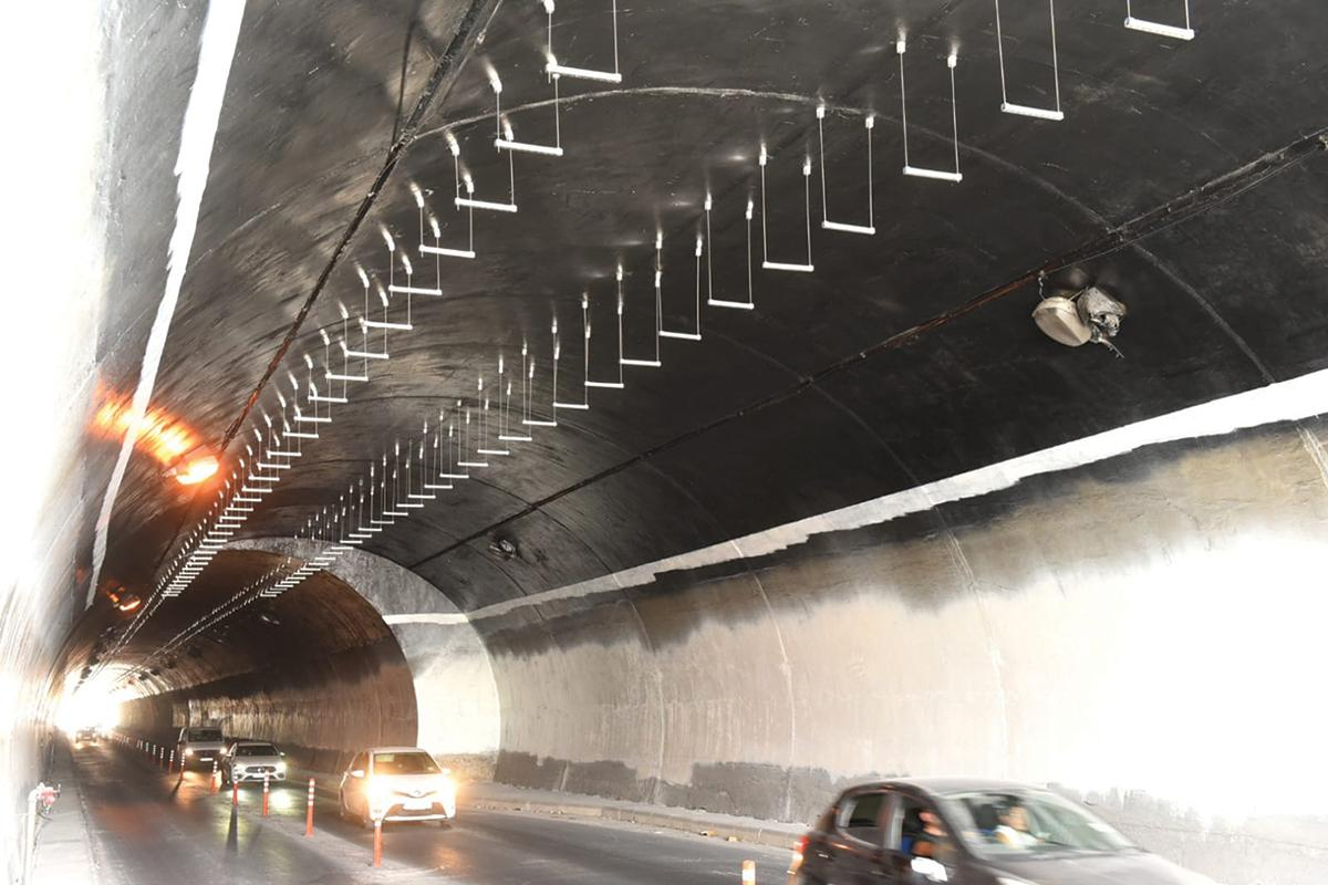 Works on Malta's four main road tunnels to be ready by end of the month
