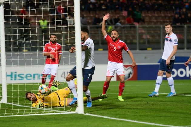 Norway end Malta's hopes of avoiding bottom spot in Euro qualifiers