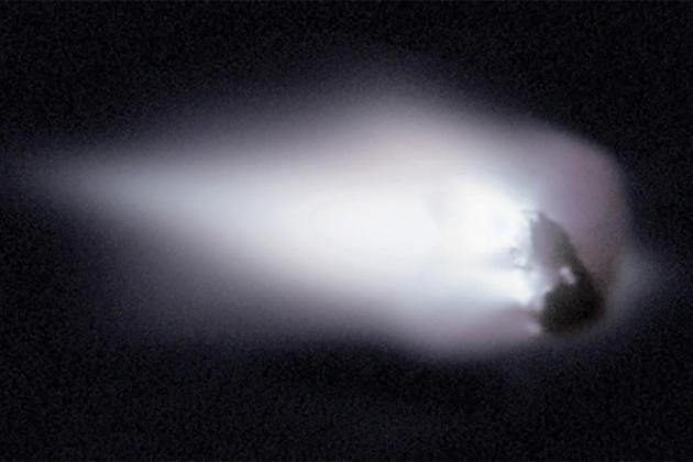 Myth debunked: Comets: harbingers of good and bad news?