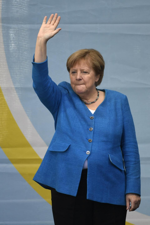 Angela Merkel departs after 16 years at the helm.
