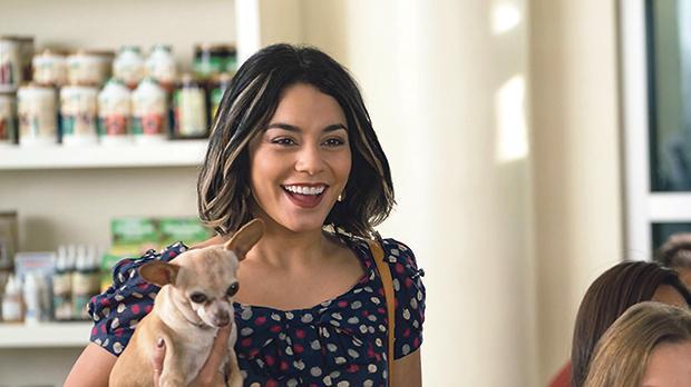 Vanessa Hudgens dreams of a better life in Dog Days.