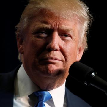 US presidential candidate Donald Trump - not known for his contrition - issued an apology just last week. Photo: Reuters