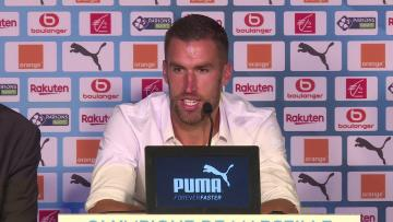Watch: Marseille complete Strootman signing | Video: AFP