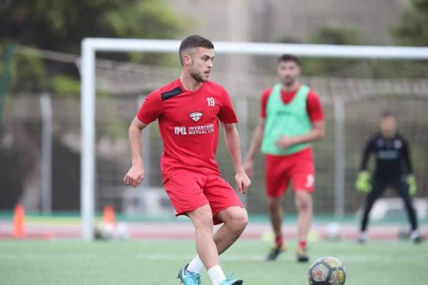 Jamie Zerafa set for a trial with Serbian side FK Indija.
