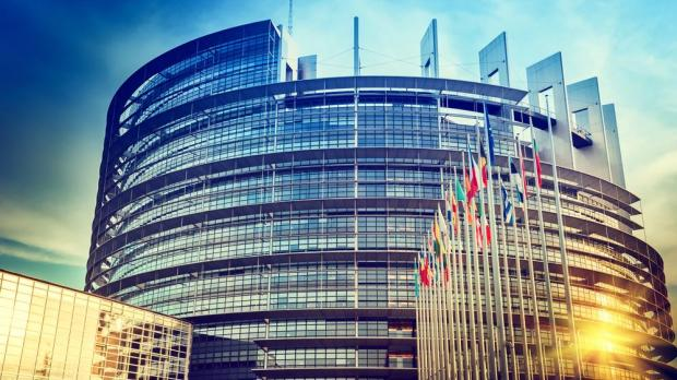 The EP's Louis Weiss building in Strasbourg. Photo: Shutterstock