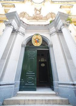 The Ecclesiastical Marriage Tribunal at the Archbishop's Palace in Valletta. Photo: Matthew Mirabelli