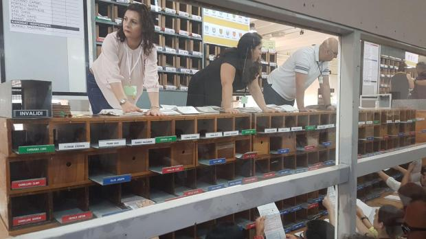 Midday voter turnout at 52 percent in Malta