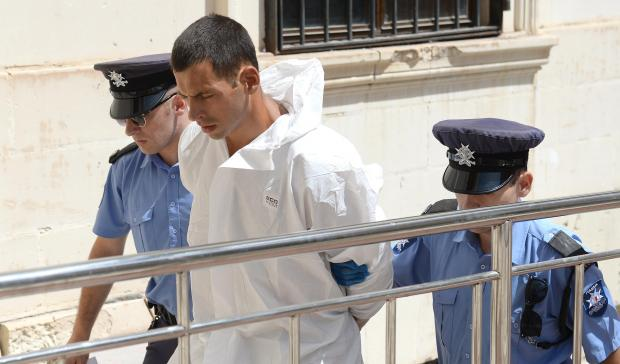 Bojan Cmelik was charged with the murder. Photo: Matthew Mirabelli