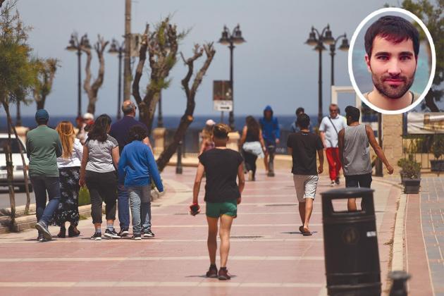 Walking Malta: one man's plan to make local streets pedestrian-friendly