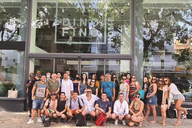 Dino Fino organises summer team-building event