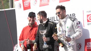 Watch: Baldacchino tops first leg of Hillclimb Championship | Video: Oliver Attard