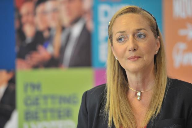 MEP Marlene Mizzi.