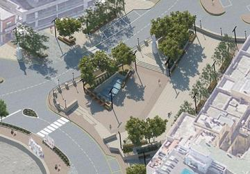 Spinola's 'eyesore' to get a makeover