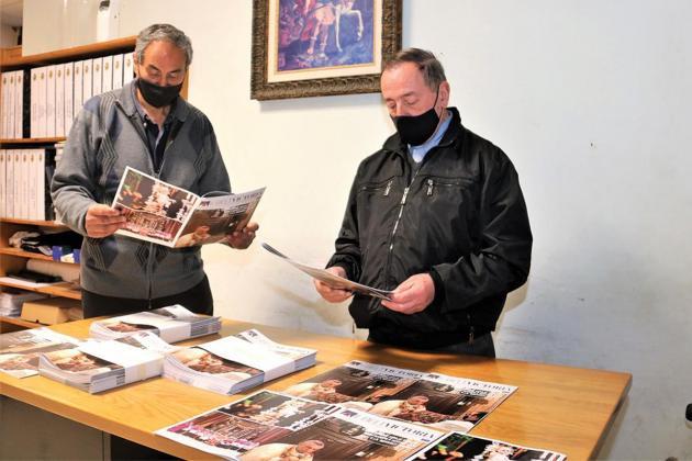 Four decades of parish's periodical
