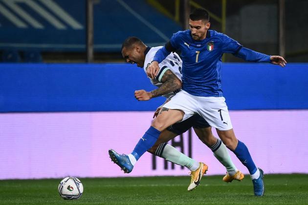 Pellegrini joins Italy's Euro 2020 injury list