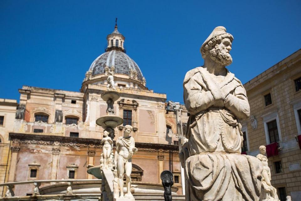 Palermo, Sicily. Photo: Shutterstock
