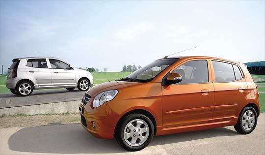 New Picanto To Boost Kia S Small Car Fortunes
