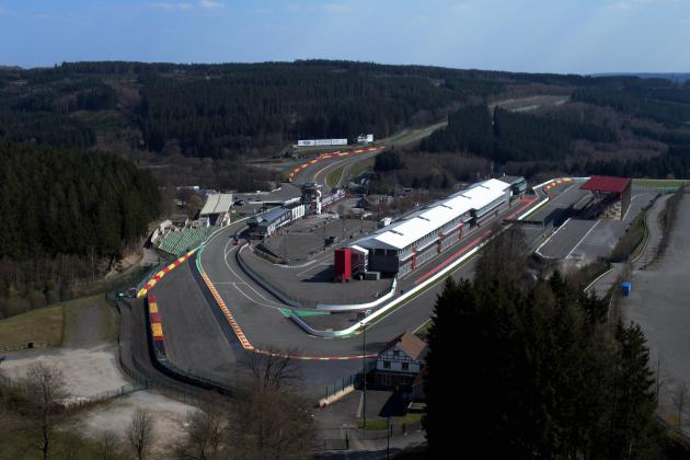 Belgian GP could be held behind closed doors in August