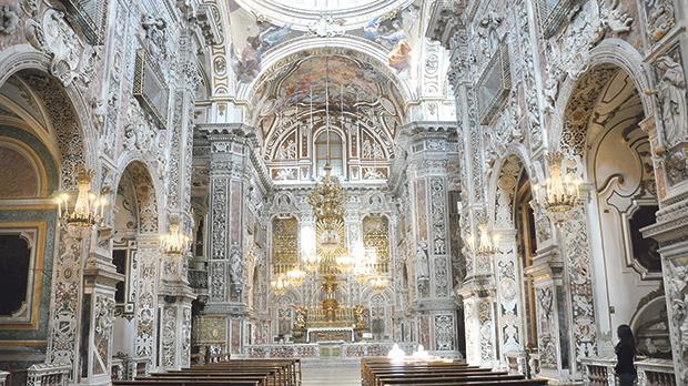 Church of Santa Caterina.