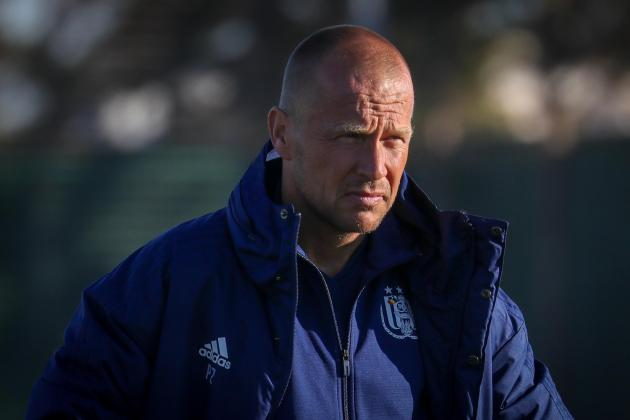 Covid claims financial victim as Anderlecht fire coach