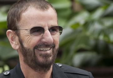 Arise Sir Ringo: Beatles drummer knighted at Buckingham Palace