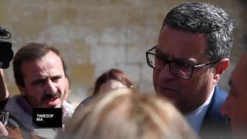 Watch: Meeting 17 Black owner does not hurt PN's fight against corruption - Delia  | Adrian Delia insisted the MPs had not hurt the party. Video: Jonathan Borg