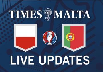 Live score: Poland vs Portugal