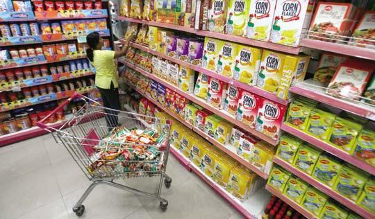 Foreign Firms Seek A Bite Of Indias 90bn Food Market