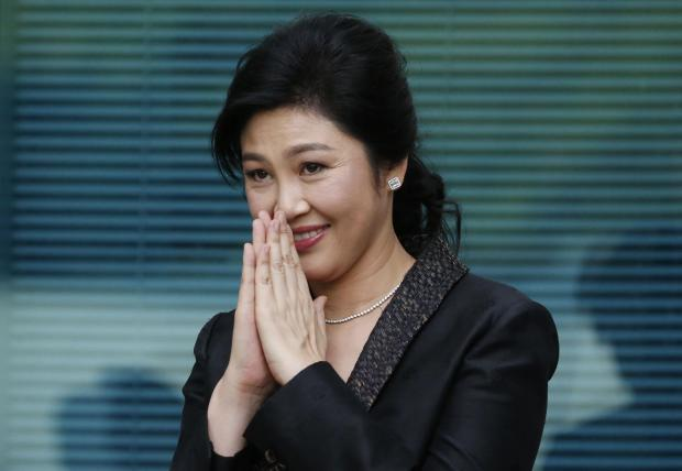 Former Thai PM Yingluck didn't use Cambodia to escape: Cambodian PM