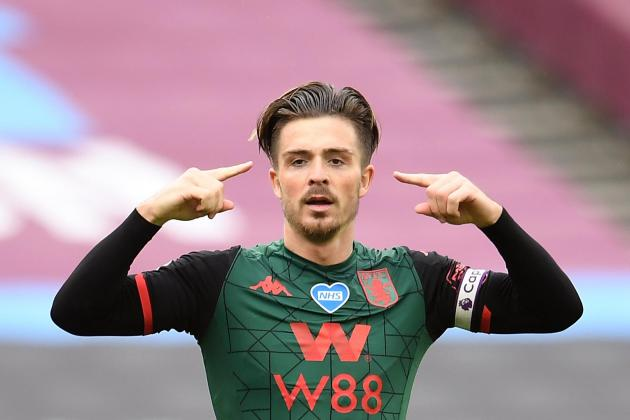 Grealish boosts Villa by signing new contract