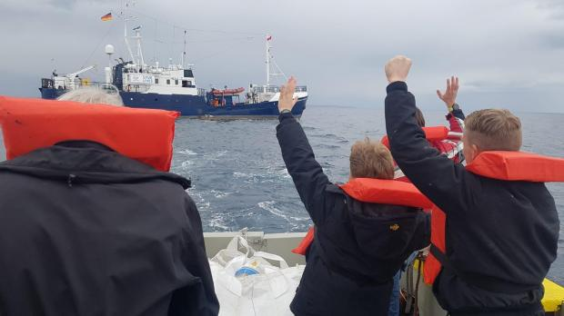 Malta 'rejects' NGO rescue ship crew exchange