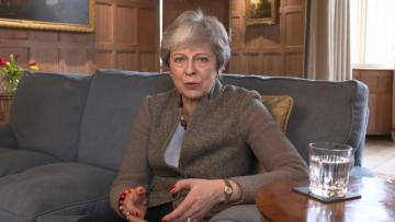 May seeks Brexit breakthrough ahead of crucial week | Theresa May released a video explaining why compromise was necessary.