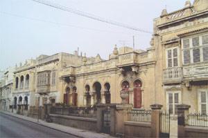 Villa Alhambra in Rudolph Street