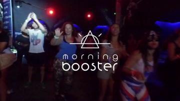 Fifth edition of Morning Booster