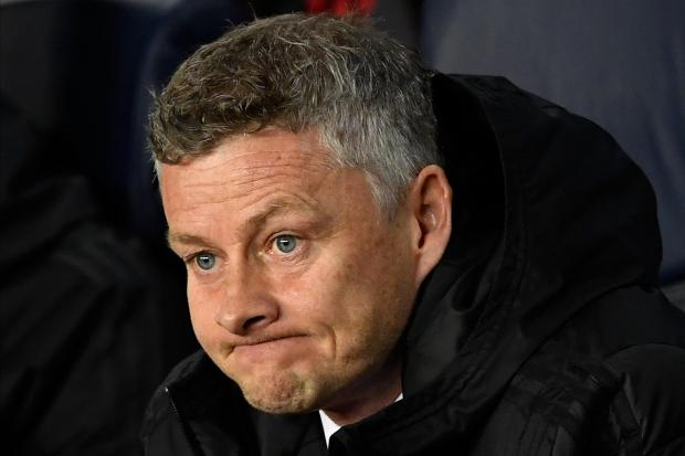 Ole Gunnar Solskjaer is focused on trying to help Man. United book a Champions League spot next season.