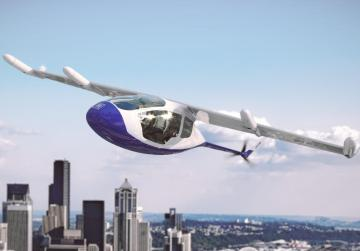 Flying taxi could be available by early 2020s, Rolls Royce promises