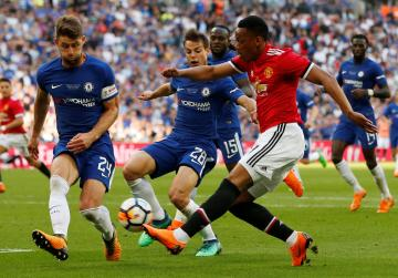 Martial wants to leave United as contract talks stall