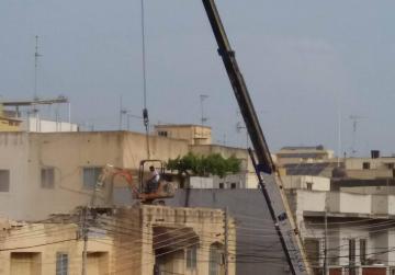 Mosta demolition man's death wish; OHSA reacts