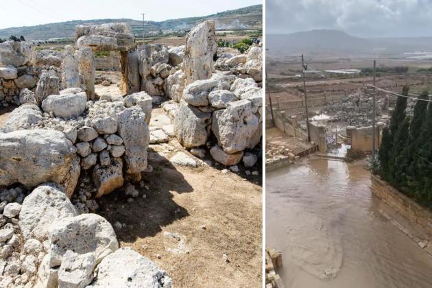 Mġarr solar farm: Heritage Malta concerned about impact on Ta' Ħaġrat temples