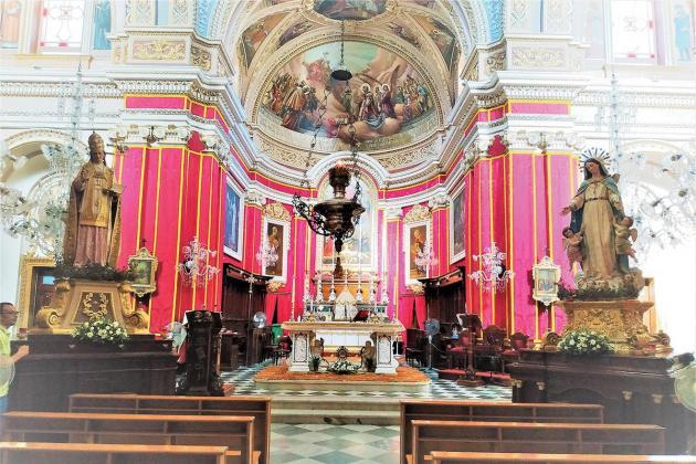 Feast of Our Lady of Perpetual Help in Kerċem