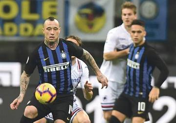 Watch: Nainggolan scores winner as Inter shrug off Icardi absence