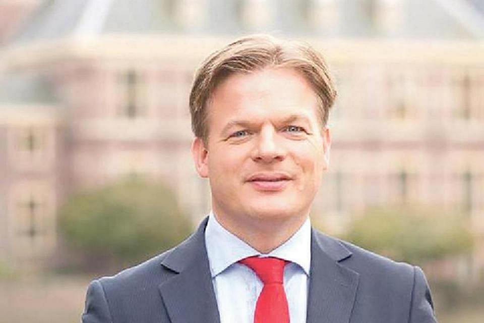 Dutch PACE rapporteur Pieter Omtzigt