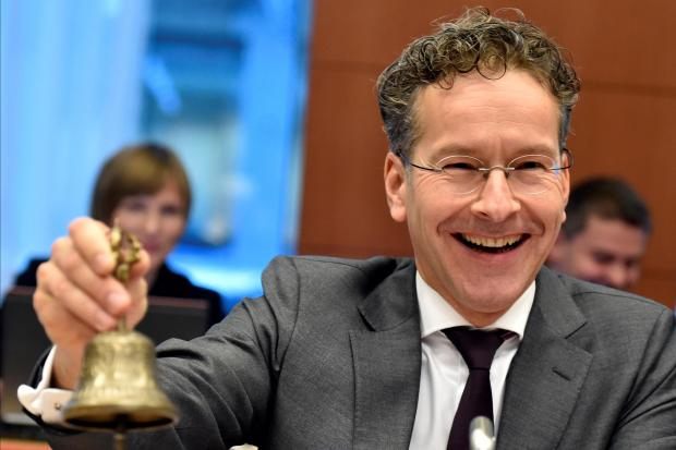 Jeroen Dijsselbloem must step down from the post as he is no longer a minister. Photo: Reuters