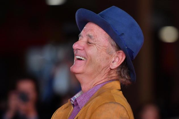 Bill Murray and Anne Frank fill out bumper Cannes edition
