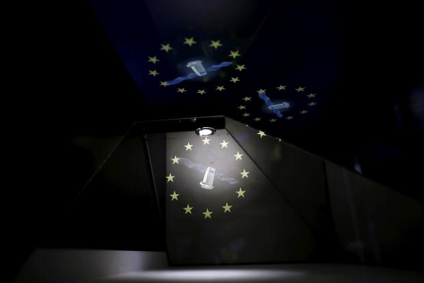Britain's military may lose access to an encrypted version of Galileo after Brexit. Photo: Reuters